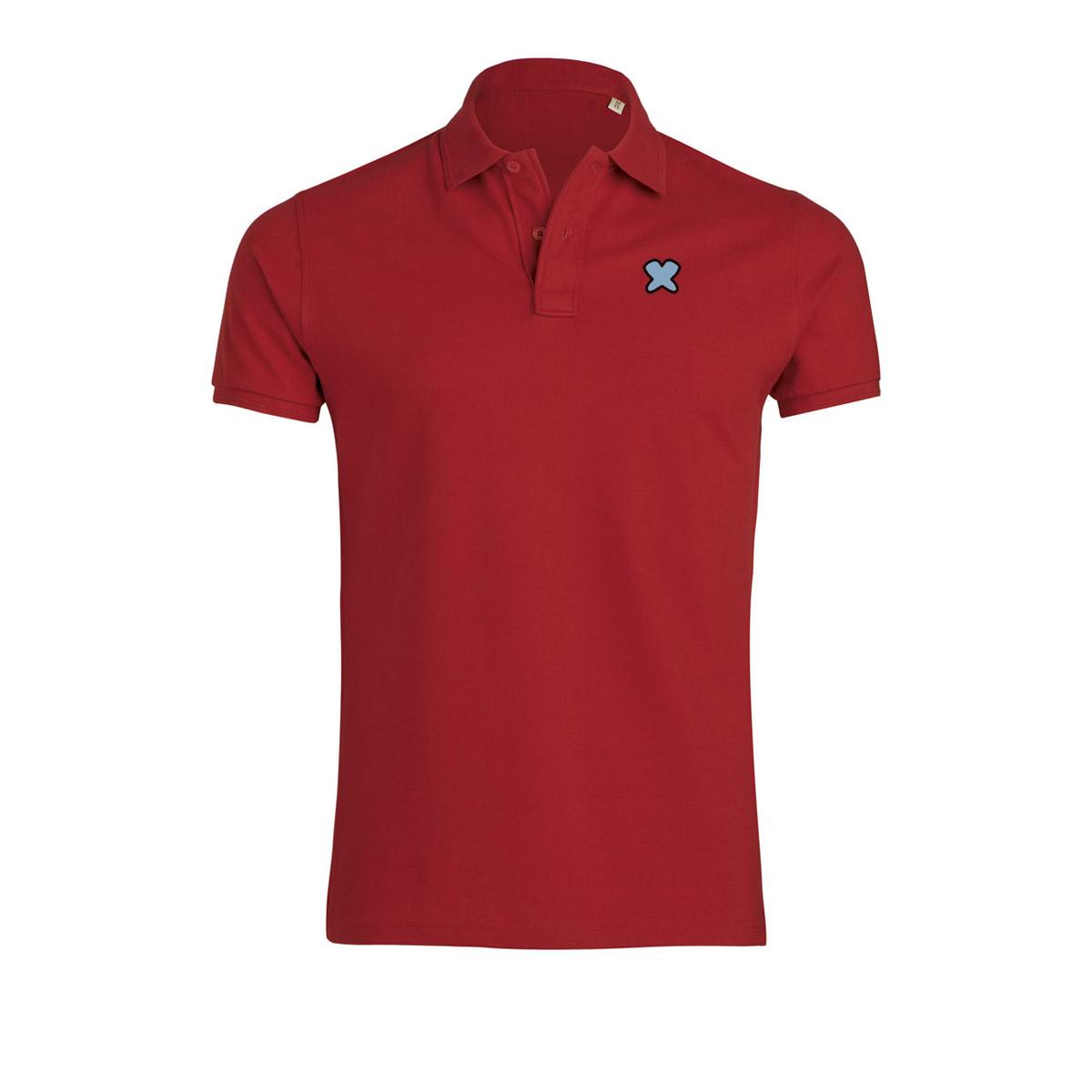 Polo-Colori-Standard-Red
