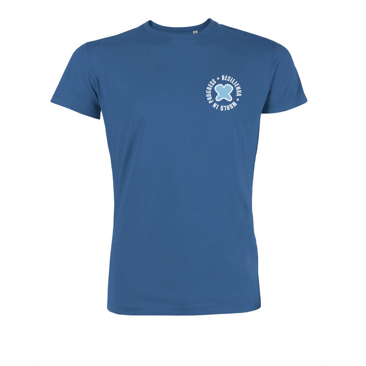Tshirt-Uomo-RoyalBlue