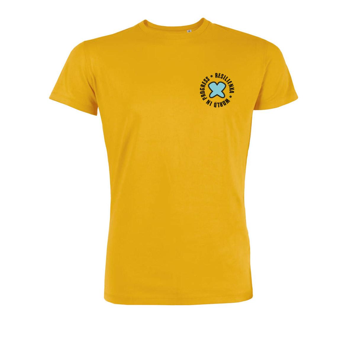 Tshirt-Uomo-YellowSpettrale