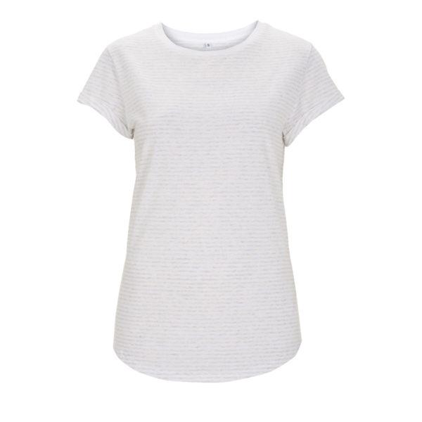 R016-tshirt-donna-righe-mel-white