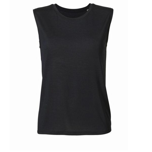 RF245-tshirt-smanicata-donna-faggio-black